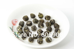 Organic Pearl Jasmine Green Tea !1kg Free Shipping!(China (Mainland))