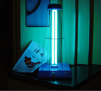 Uv disinfection lamp uv germicidal lamp uv lamp mites and remote control