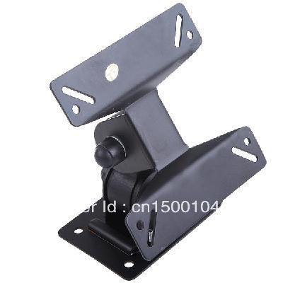 "New Arrival 14""-24"" Flat Panel Screen LCD LED TV Wall Mount Monitor Bracket Television Holder Supporter Rotate Swivel Swing Type(China (Mainland))"