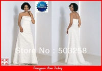 GW9 a line lace wedding dresses 2013