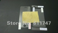 Free Shipping Full Body High Clear Screen Protector For iPhone 5 5G iphone5 Front + Back 100pcs/lot