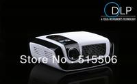 Free shipping !! 500 lumens 1280X800pixels 720p cheap Osram led lamp portable mini dlp projector