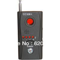 The Original Full Range DELUXE  CAMERA RF BUG DETECTOR Detect WiFi Bluetooth Pin Hole Cam CC308+