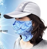 Fashion sun care masks anti-uv