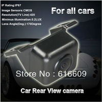 Factory price car rear camera Mini car rear view camera car reversing camera with wide viewing angle for universal cars