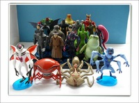20 Pieces Ben 10 Protector of Earth Action Figures Some  Deformation Toys  WA0010