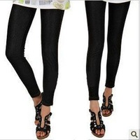 2013 the new elastic great big yards leggings, increase the flannelette nine minutes of pants, thickening, to keep warm