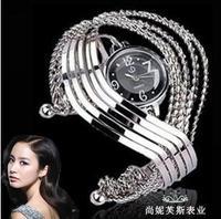 Wholesale hot sale bracelet watch fashion female table quartz watch