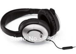 Top Quality BOSED QC15 Quiet Comfort 3 Acoustic Noise Cancelling On-ear Headphones With Retail Box like original(China (Mainland))
