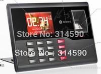 Realand TCP/IP  TFT Fingerprint Time attendance machine A-C121