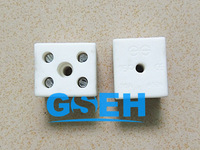 Ceramic block terminal block connector 30mm x 26mm x 21mm 450V 76A with CE certification