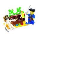 No 312 Enlighten Building Block Set 3D Construction Brick Toys Educational Block toy for Children