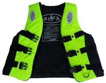 Lqx001 3 professional life vest life jacket snorkel inflatable professional swimwear