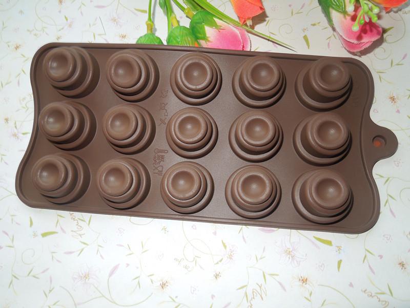 Chocolate cookies Candy Pop Mold Baking cortador Fondant bolo de ferramentas(China (Mainland))