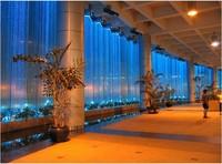 16W Multi-Colored LED Fibre Light Lamp Optic DIY Ceiling Kit Light Engine Free Shipping