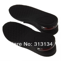 2pcs Men Air Cushion Adjustable Increase Height Insole Taller Pad Shoes wholesale Dropshipping