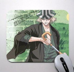 Bleach Customized Rubber Mouse Pad , Promotional Gift DIY Mouepad Your Photo Please SB037(China (Mainland))