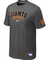 The new men's T-shirts in San Francisco baseball team!13 color