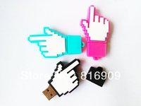 Free Shipping Full Capacity Hand USB Flash Memory