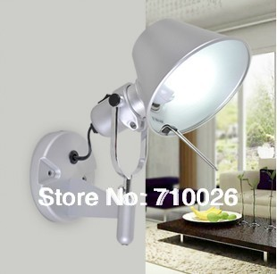 aluminum headboard wall lighting indoor wall lights rotational and free shipping