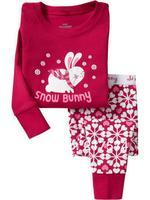Hot Free Shipping Cartoon Pajama set  Wholesale 6sets/lot Baby Sleepwear Shirts  pants /long sleeve Underwears sets 6sizes 7074