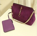 LEATHER Women&#39;s handbag  fashion chain shoulder bag genuine leather handbag cross-body bag