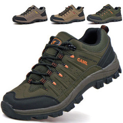 50% discount Camel 2013 lacing net fabric hiking shoes sports shoes breathable low-top casual shoes male shoes(China (Mainland))