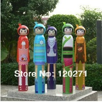 Free shipping/Fruit doll umbrella sun protection umbrella cartoon bottle umbrella