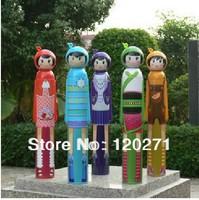 Free shipping/Fruit doll umbrella sun protection umbrella cartoon bottle umbrella