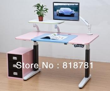 electric adjustable height study desks