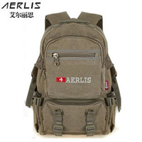 free shipping Backpack outdoor travel leisure bags canvas shoulder bag sports men messenger bag luggage & travel bags