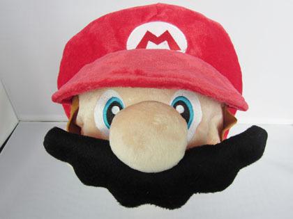 Nintendo Super Mario Brothers Character Plush Red Hat(China (Mainland))
