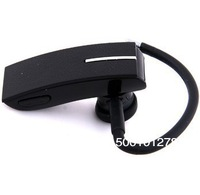 Free shipping black stereo bluetooth headset earphone handsfree for all cell phones
