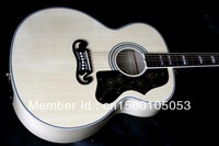 best china guitar J200 20th Anniversary Acoustic OR Acoustic Electric Guitar OEM Musical Instruments