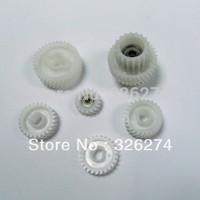 High quality developing gears for Konica Minolta K7165 7155 7255 DI650 DI5510 develop gear 6 in 1