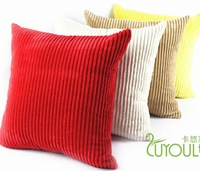 #00pure corduroy cushion pillow cover freeshipping min5pcs/lot wholesale 45cm promotion hot sale