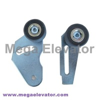 KM603150G02+KM603150G04   Kone kit of roller with brackets for lock amd right