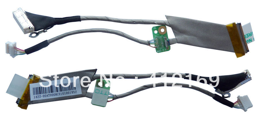 Wholesales Laptop LCD Video Cable for Asus X83Vm X83VM(BestBuy) Free Shipping(China (Mainland))