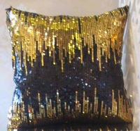 #whole  river samll sequin cushion pillow cover freeshipping min4pcs/lot wholesale 43cm promotion hot sale