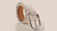 Nnw Arrive/ Hollow Out  pringting Genuine Leather Leahter belt Classic  Women's Belts Fashion Buckle Belt for Lady