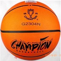 Free shipping 2304 rubber basketball 7 glue ball outdoor basketball