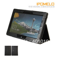 Leather Cover Case for ASUS VivoTab Smart ME400C 10.1 free air mail