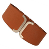 Brief belt female wide belt decoration elastic fashion cummerbund strap all-match