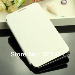 Free Shipping The Samsung Galaxy note n7000 i9220 back cover flip leather case+Screen Protector Free Shipping(China (Mainland))