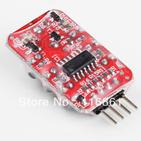 74PCS EMS Free shipping 11.1V Battery Alarm Buzzer for RC Helicopter 2-3S Low Alarm