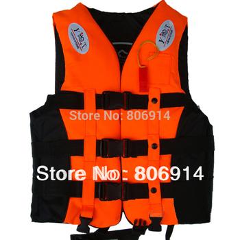 Free Shipping quality adult safety watersports life vest life jacket life buoy flotation jacket swimming vest boating vest