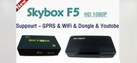 hot sell !!!good quality !!! Newest Model Skybox F5 hd pvr 1080p Full HD free shipping