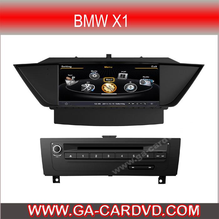Special Car DVD GPS for BMW X1(GA-C219)(China (Mainland))