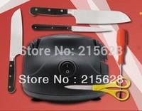 Household multifunctional electric knife sharpener knife sharpening stone machine for knife scissors screwdriver