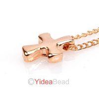 Fashion Ribbon Key Heart Skull Wing Cross Peace Sign Pendant Chain Necklace 261284